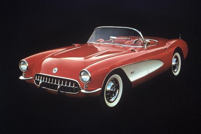 1957 Corvette 50367