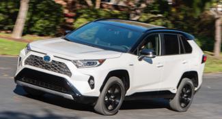 2020 Toyota RAV4 Review