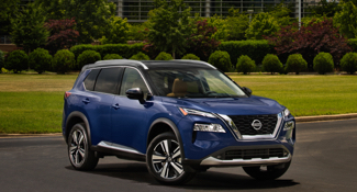 2021 Nissan Rogue Review + Video