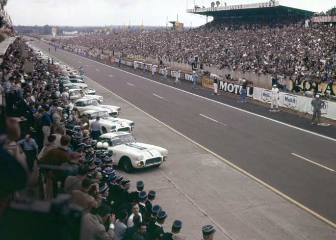 1960 Corvette at Le Mans DN248-0021