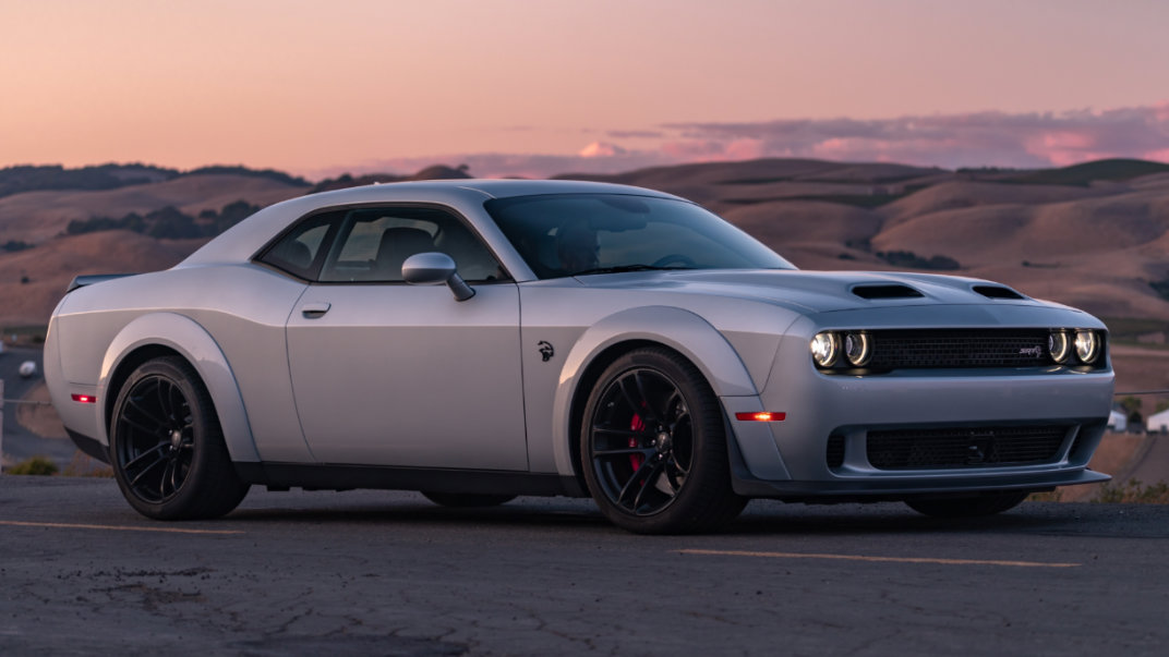 2020 Dodge Challenger In-Depth Photos