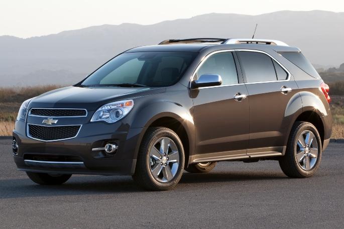 Chevrolet equinoccio 2014