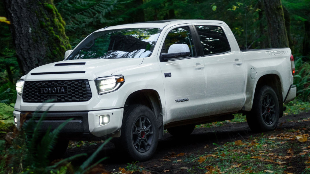 2020 Toyota Tundra In-Depth Photos