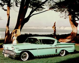 chevrolet-impala-1ra generación
