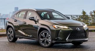 Driven: 2020 Lexus UX