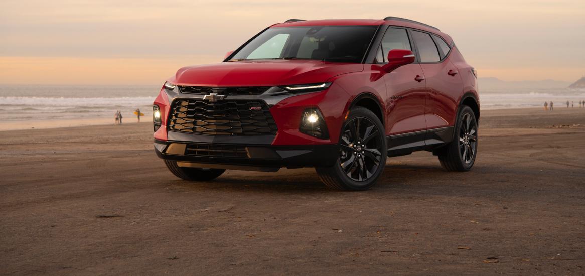 Driven: 2019 Chevrolet Blazer review