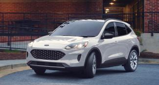 Quick Spin: Ford's 2020 Escape Hybrid
