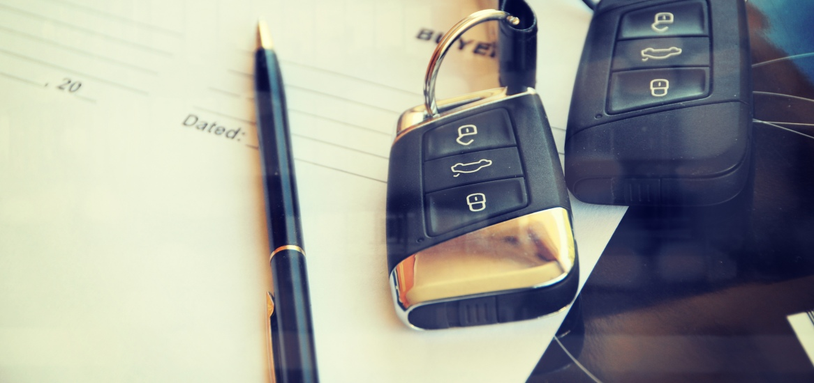 What S In A Bill Of Sale For A Car