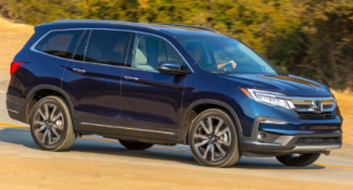 2021 Honda Pilot Review
