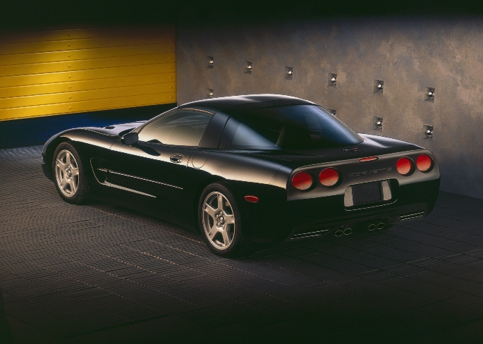 1997 Chevrolet Corvette CX7660-7VET-0020