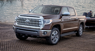 2019 Toyota Tundra Review