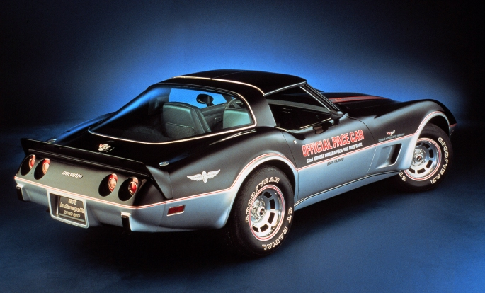 1978 Chevrolet Corvette Pace Car X02MO CH052