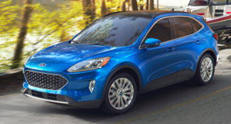 Driven: 2020 Ford Escape Review
