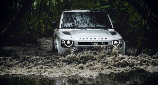 Frankfurt Motor Show: Every angle of Land Rover's Defender