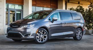 Chrysler Pacifica News