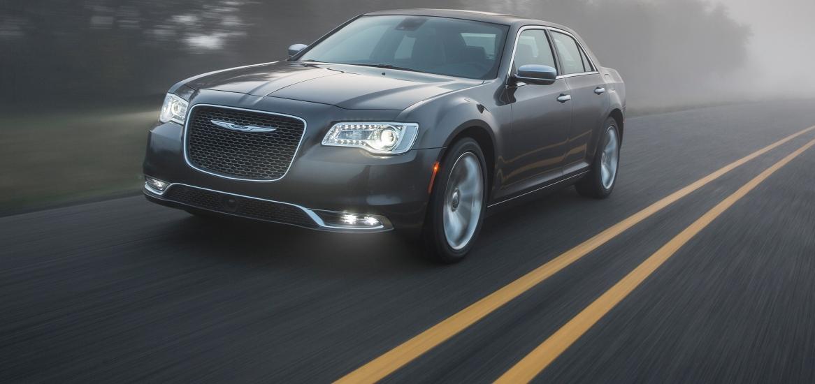Chrysler 300 Generations