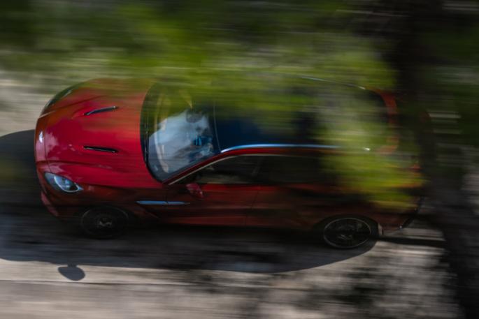 Aston Martin DBX 30