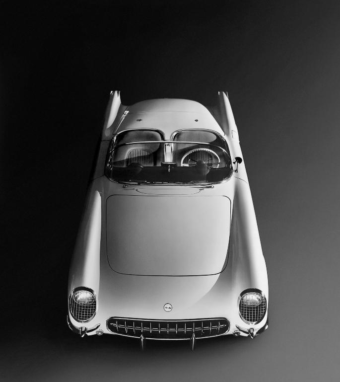 1953 Chevrolet Corvette D-1953-CORVETTE-1953 Chevrolet Motorama Corvette 2