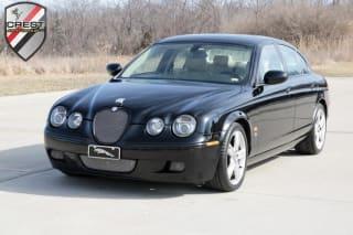 2006 Jaguar S-Type R