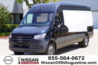 2019 Mercedes-Benz Sprinter Cargo
