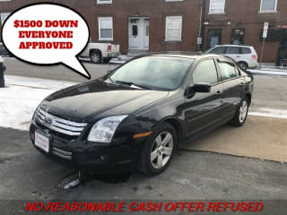 2009 Ford Fusion