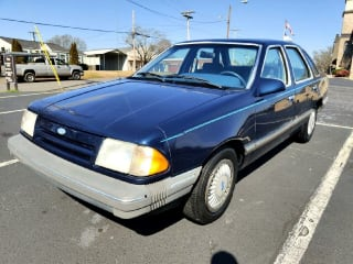 1986 Ford Tempo
