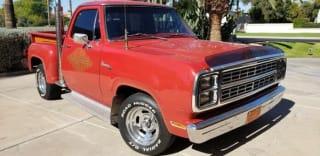 1979 Dodge Ram Van