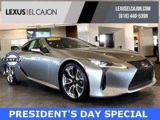 2020 Lexus LC 500