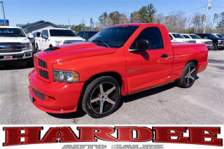 2004 Dodge Ram Pickup 1500 SRT-10