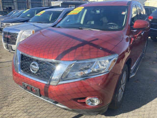 2013 Nissan Pathfinder