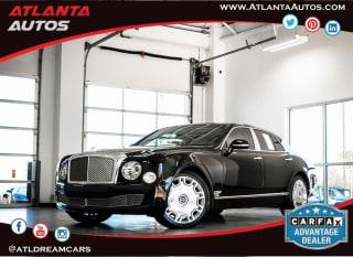 2015 Bentley Mulsanne