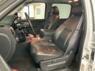 Excellent Chevrolet Suburban Inzonedesignstudio Interior Chair Design Inzonedesignstudiocom