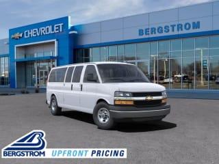 2021 Chevrolet Express Passenger