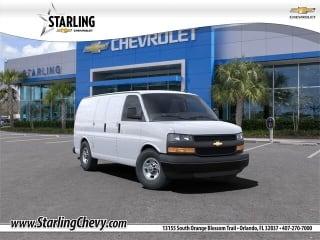 2021 Chevrolet Express Cargo