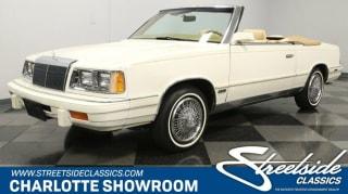 1986 Chrysler Le Baron
