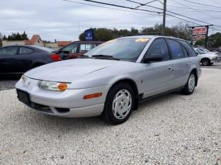 2000 Saturn S-Series