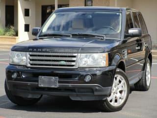 2008 Land Rover Range Rover Sport