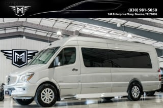 2015 Mercedes-Benz Sprinter Cargo