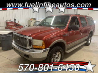 2001 Ford Excursion