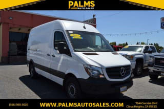 2017 Mercedes-Benz Sprinter Cargo