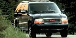 2001 GMC Jimmy