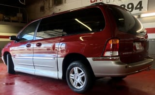 View 2002 Windstar Van