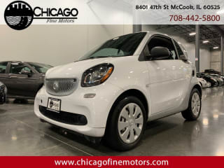 2016 Smart fortwo