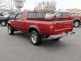 1989 toyota pickup check engine light