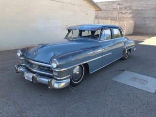 1952 Chrysler New Yorker