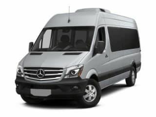 2016 Mercedes-Benz Sprinter Passenger
