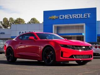 2021 Chevrolet Camaro