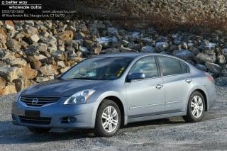 2010 Nissan Altima Hybrid