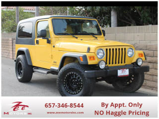 50 Best 2006 Jeep Wrangler For Sale Savings From 2 209