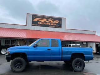 2001 Dodge Ram Pickup 2500